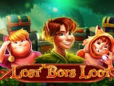 Lost Boys Loot logo