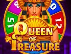 Queen of Treasure logo