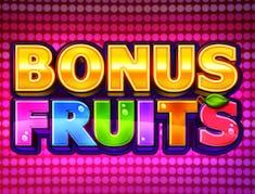 Bonus Fruits logo