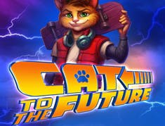 Cat to the Future logo