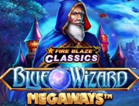 Fire Blaze Blue Wizard Megaways