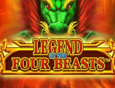 Legend of the Four Beasts logo