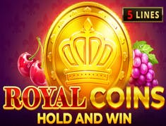 Royal Coins Hold and Win logo
