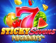 Sticky Sevens Megaways logo