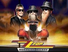 ZZ Top Roadside Riches logo