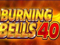 Burning Bells 40 logo