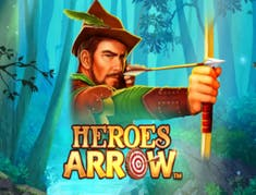 Heroes Arrow logo