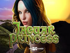 Jaguar Princess logo