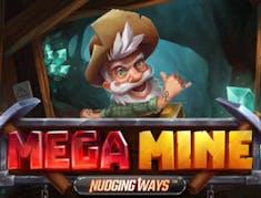 Mega Mine Nudging Ways logo