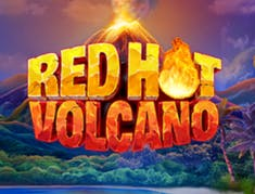 Red Hot Volcano logo