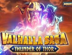 Valhalla Saga Thunder of Thor logo