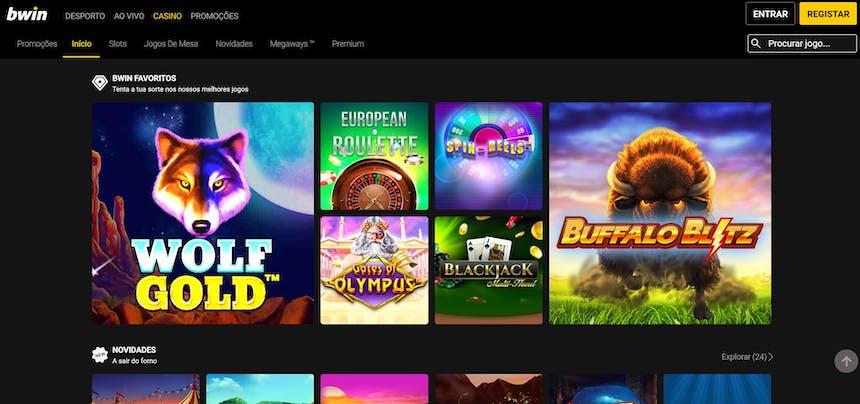 Melhores Jogos de Slot Machines Online em Bwin
