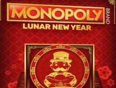 Monopoly Lunar New Year logo