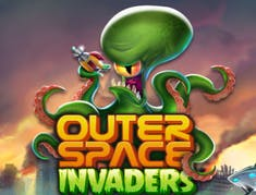 OuterSpace Invaders logo