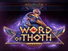 Word of Thoth logo